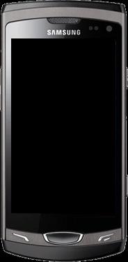 Samsung Wave 2 - Premiers pas - Découvrir les touches principales - Étape 4