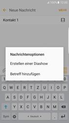 Samsung G925F Galaxy S6 edge - Android M - MMS - Erstellen und senden - Schritt 16
