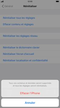 Apple iPhone 6s Plus - iOS 13 - Téléphone mobile - Réinitialisation de la configuration d