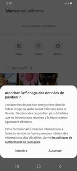 Samsung Galaxy S20+ - Contact, Appels, SMS/MMS - Envoyer un MMS - Étape 16