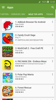 Samsung Galaxy S6 edge+ - Apps - Herunterladen - 2 / 2