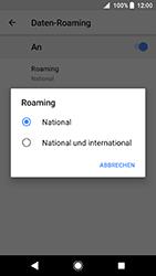 Sony Xperia XA2 - Ausland - Im Ausland surfen – Datenroaming - 11 / 15