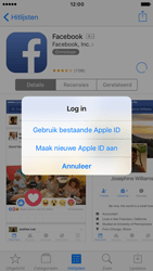 Apple iPhone 6s iOS 10 - Applicaties - Account aanmaken - Stap 8