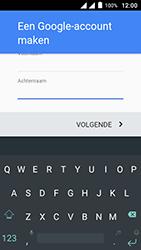 Alcatel Pixi 4 (5) 4G (5045X) - Applicaties - Account aanmaken - Stap 6