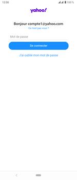 Sony Xperia 5 - E-mail - 032b. Email wizard - Yahoo - Étape 10