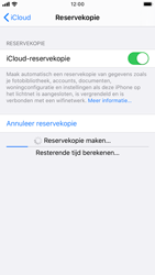 Apple iPhone SE (2020) - toestel resetten - back-up maken met jouw account - stap 15