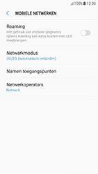 Samsung A320F Galaxy A3 (2017) - Android Nougat - Netwerk - 4G/LTE inschakelen - Stap 6