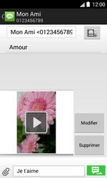 Bouygues Telecom Bs 403 - Contact, Appels, SMS/MMS - Envoyer un MMS - Étape 17