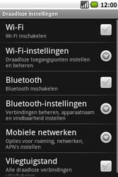 Samsung I7500 Galaxy - bluetooth - aanzetten - stap 5