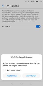 Huawei Y7 (2018) - WiFi - WiFi Calling aktivieren - Schritt 8