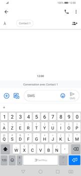 Huawei P Smart Z - Contact, Appels, SMS/MMS - Envoyer un SMS - Étape 7