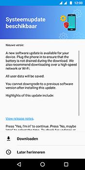 Motorola Moto G6 - software - update installeren zonder pc - stap 7