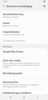 Samsung galaxy-note-8-sm-n950f-android-pie - Beveiliging en ouderlijk toezicht - Zoek mijn mobiel inschakelen - Stap 5