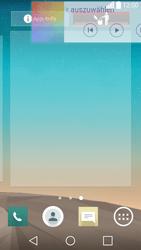 LG Spirit 4G - Startanleitung - Installieren von Widgets und Apps auf der Startseite - Schritt 9