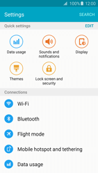 Samsung Galaxy S6 Edge - Bluetooth - Connecting devices - Step 4