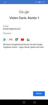 Huawei Mate 20 Lite - Apps - Konto anlegen und einrichten - 17 / 20