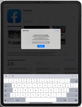 Apple iPad Pro 10.5 (1st gen) - iPadOS 13 - Applicazioni - Configurazione del negozio applicazioni - Fase 25