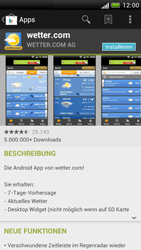 HTC Z520e One S - Apps - Herunterladen - Schritt 13