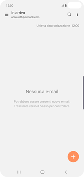 Samsung Galaxy S10 Plus - E-mail - 032c. Email wizard - Outlook - Fase 5