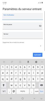 Samsung Galaxy A71 - E-mails - Ajouter ou modifier un compte e-mail - Étape 15