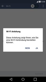 LG H815 G4 - WLAN - Manuelle Konfiguration - Schritt 5
