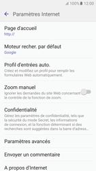 Samsung Samsung G920 Galaxy S6 (Android M) - Internet - Configuration manuelle - Étape 26
