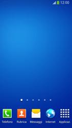 Samsung Galaxy S 4 Active - Operazioni iniziali - Installazione di widget e applicazioni nella schermata iniziale - Fase 3