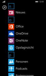Microsoft Lumia 532 - Contactgegevens overzetten - delen via Bluetooth - Stap 3