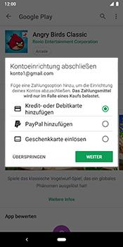 Google Pixel 3 - Apps - Herunterladen - Schritt 17
