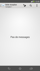 Sony D2303 Xperia M2 - E-mail - envoyer un e-mail - Étape 3