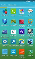 Alcatel Pop S3 (OT-5050X) - Internet - Manual configuration - Step 3