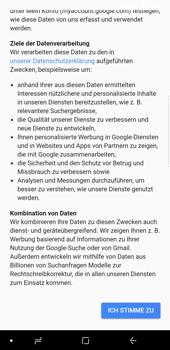 Samsung Galaxy S9 Plus - Apps - Konto anlegen und einrichten - 17 / 21