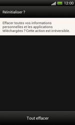 HTC One SV - Téléphone mobile - Réinitialisation de la configuration d