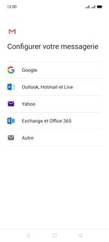 Oppo A15 - E-mails - Ajouter ou modifier votre compte Outlook - Étape 7