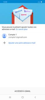 Samsung Galaxy S20+ - E-mails - Ajouter ou modifier votre compte Gmail - Étape 13