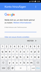 Samsung Galaxy S6 - Android Nougat - E-Mail - 032a. Email wizard - Gmail - Schritt 10