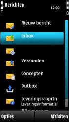 Nokia X6-00 - MMS - probleem met ontvangen - Stap 12