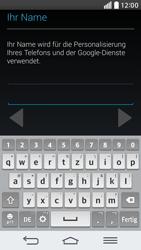 LG D620 G2 mini - Apps - Konto anlegen und einrichten - Schritt 6