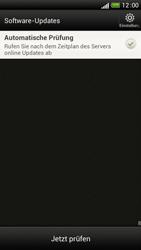 HTC One S - Software - Installieren von Software-Updates - Schritt 7