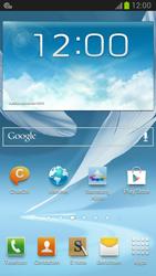 Samsung N7100 Galaxy Note II - MMS - Automatisch instellen - Stap 3