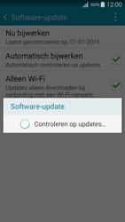 Samsung A500FU Galaxy A5 - software - update installeren zonder pc - stap 8
