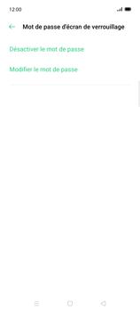 Oppo Find X2 Lite - Sécuriser votre mobile - Activer le code de verrouillage - Étape 11