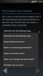 HTC One - Applicaties - Account instellen - Stap 13