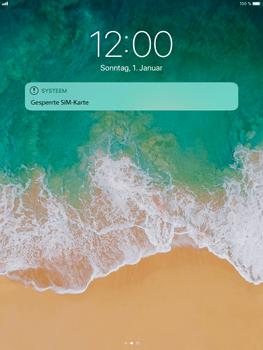 Apple iPad Air 2 - iOS 11 - Persönliche Einstellungen von einem alten iPhone übertragen - 25 / 29