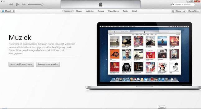 Apple iPhone 5 met iOS 7 - Software - Synchroniseer met PC - Stap 8