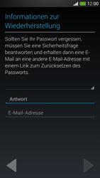 HTC One Mini - Apps - Konto anlegen und einrichten - Schritt 14