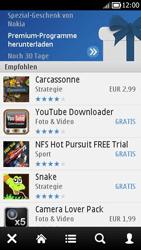 Nokia N8-00 - Apps - Herunterladen - Schritt 14