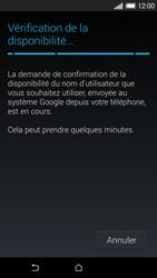 HTC Desire 610 - Premiers pas - Créer un compte - Étape 14