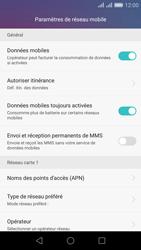 Huawei Honor 5X - Internet - Configuration manuelle - Étape 7