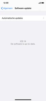 Apple iPhone 12 mini - software - update installeren zonder pc - stap 6